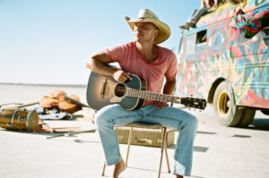 RELEASE: Kenny Chesney coming to Busch Stadium on July 21