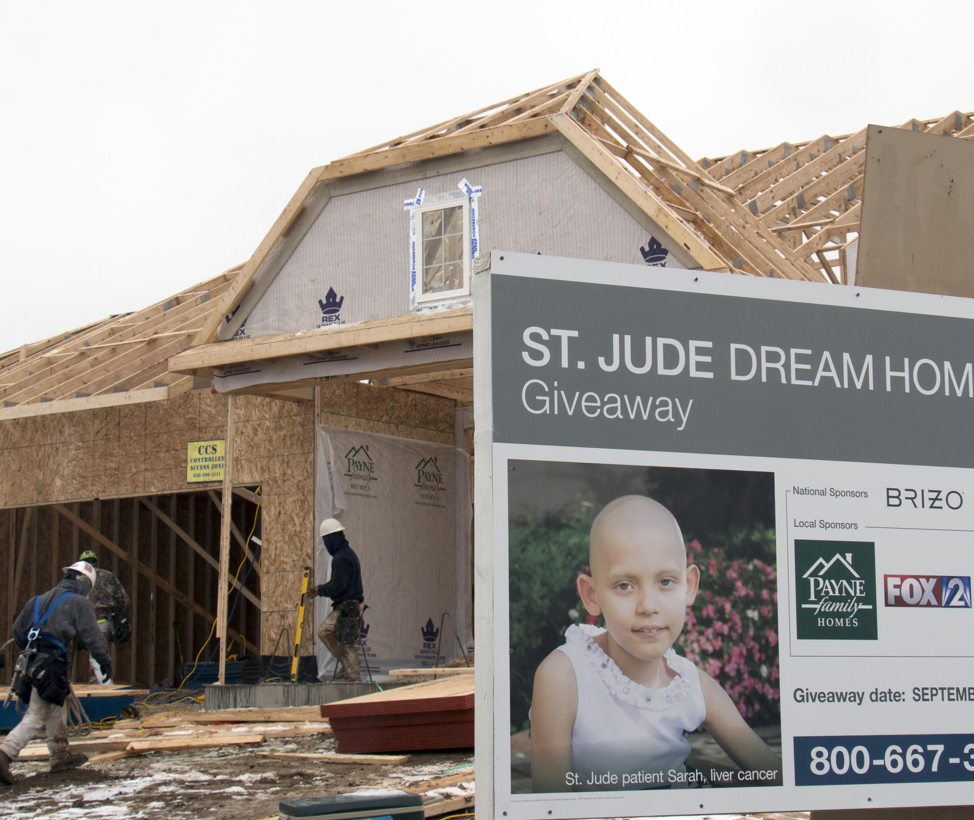 Memphis St Jude Dream Home
