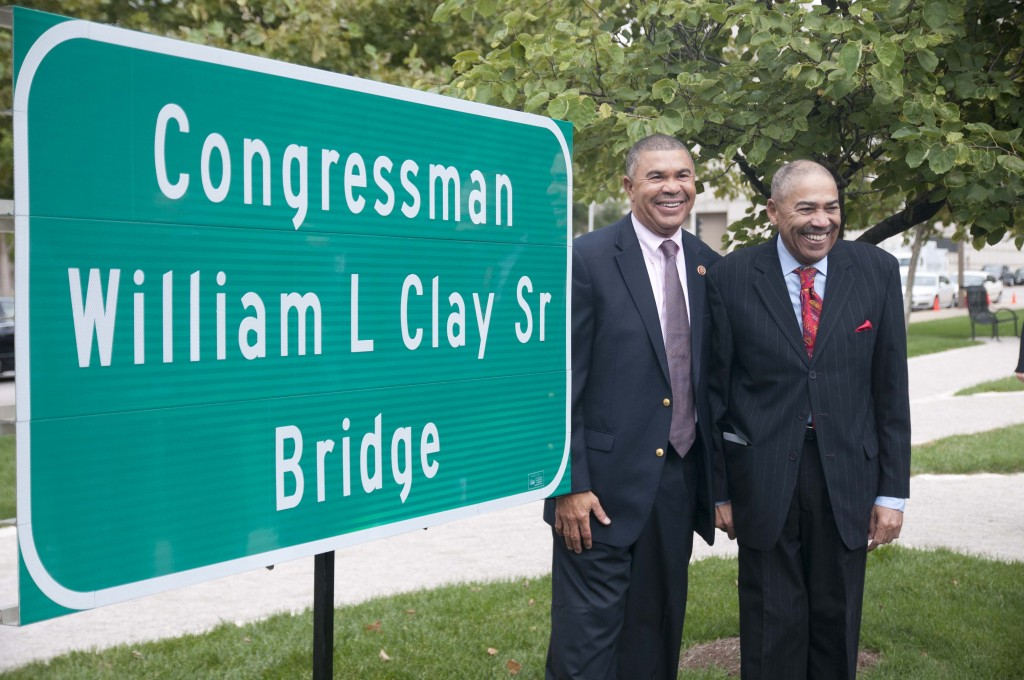 U.S. Rep. William Lacy Clay Jr. to speak at Clayton Township