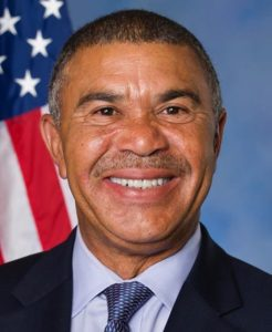 9a5faeb0 U.S. Rep. William Lacy Clay Jr. rallies area Democrats at Clayton ...