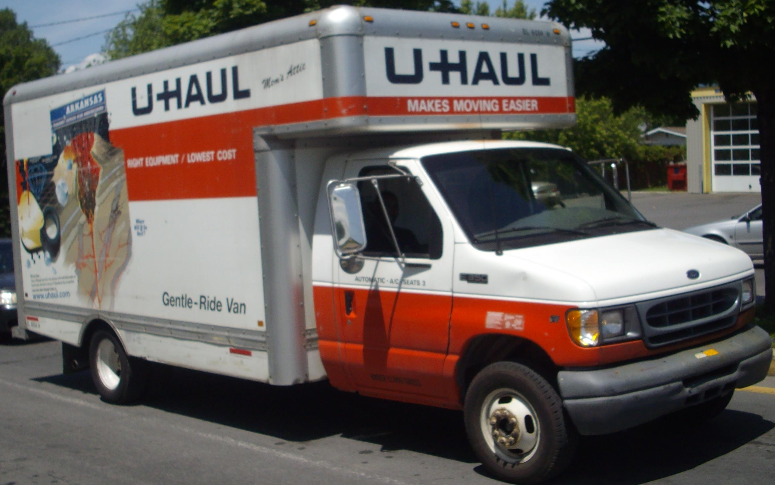 RELEASE U Haul offers 30 days free self storage to St Louis flood