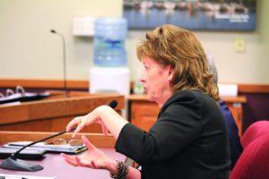Greene County Commissioner Peggy Davis (ALISHA SHURR/THE MISSOURI TIMES).