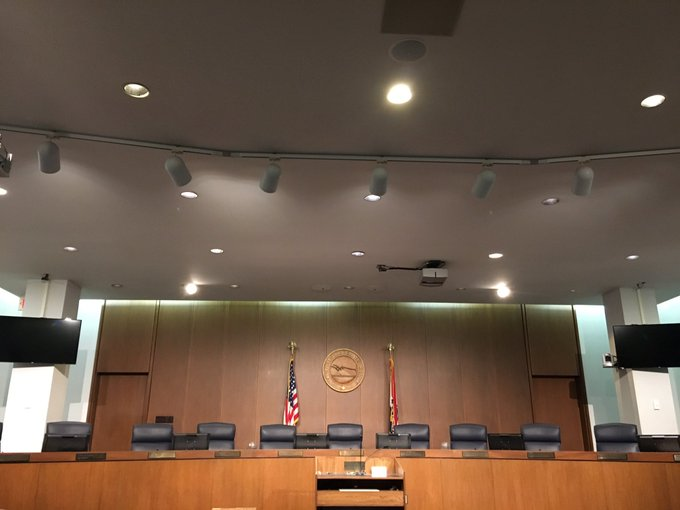 5e4a6125077d7 The St. Louis County Council on Tuesday night moved forward with a report  requesting the U.S. attorney and Missouri attorney general investigate  government ...