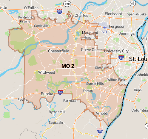 0e7ac536d1b3c The race for the 2nd District Congressional seat is heating up as one  Democrat candidate has raised serious campaign money in a bid to oust  incumbent U.S. ...