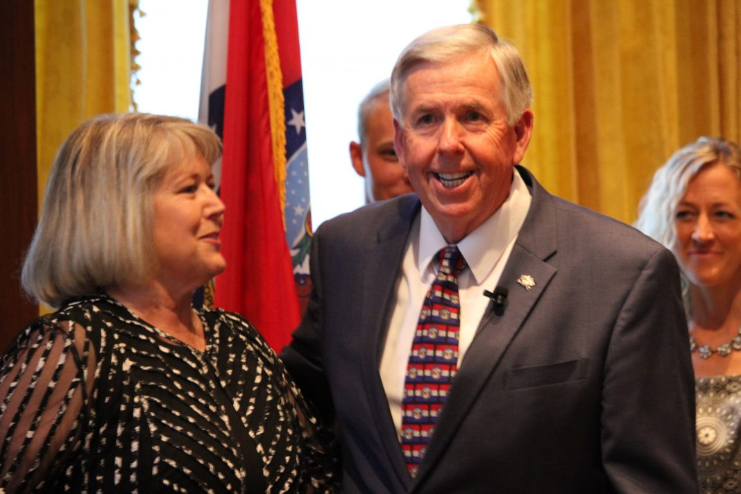 a5887c1737a In just his third week in office, Governor Mike Parson will continue  discussions to identify the best solutions to address Missouri's top issues  and ...