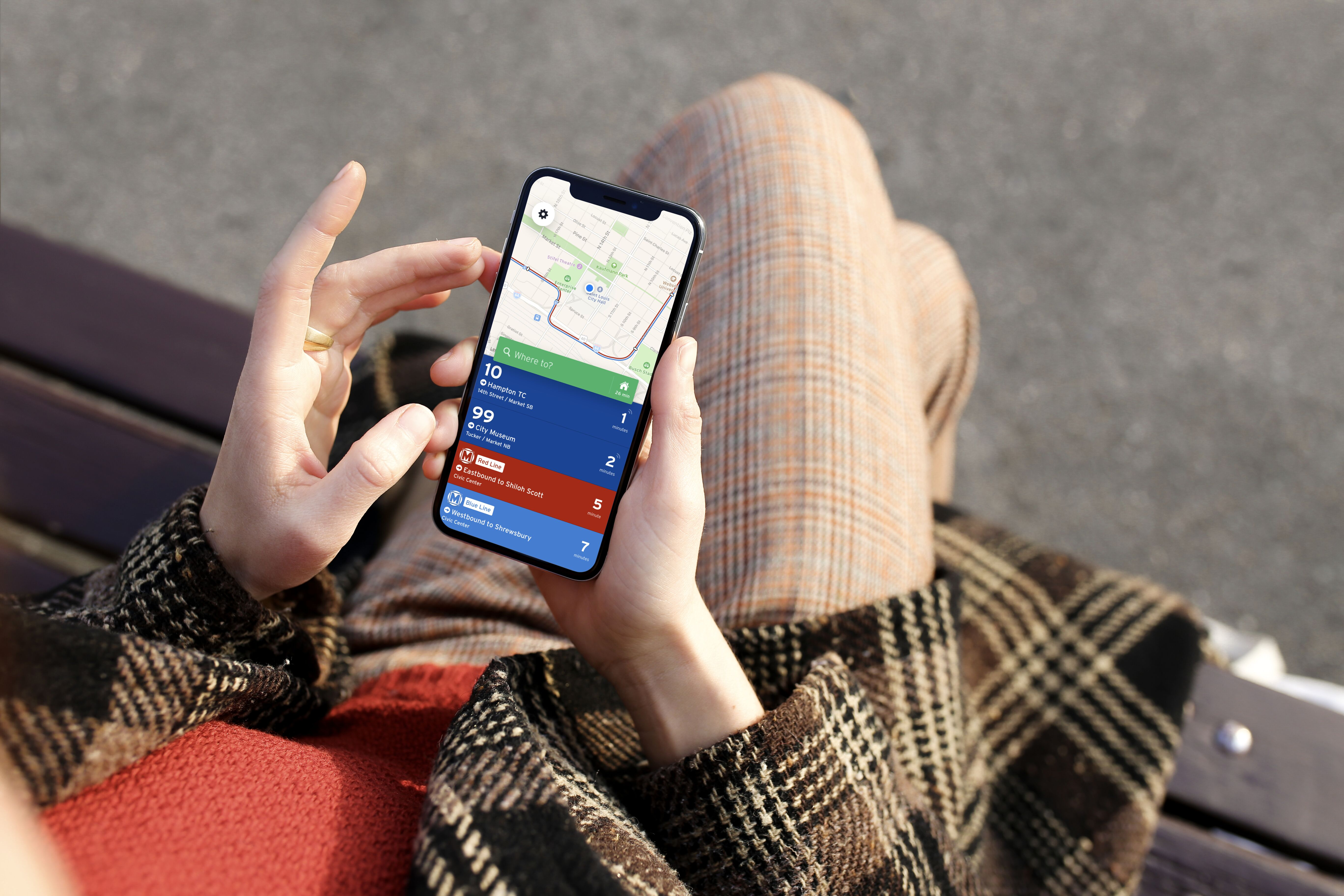 Metro Transit announces new official app – Clayton Times